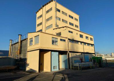 Travaux de ravalement bâtiment Fusion (Saint Pierre les Nemours – 77