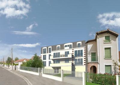 Construction d'une résidence de 28 logements (Houilles – 78)