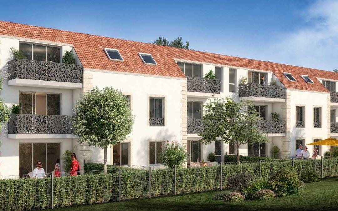 Construction d'une résidence de 20 logements (Vert le Petit – 91)